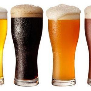 Hoppige bieren